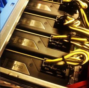 4x_NvidiaGTX780 GPU